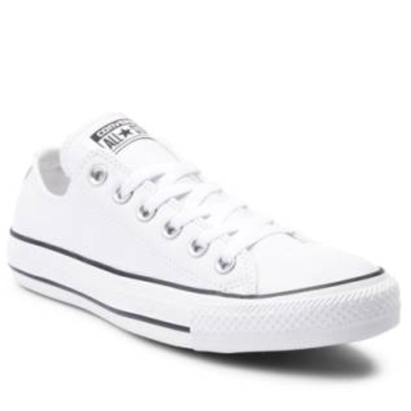 5a55d56c7ceb Converse Shoes - Converse Chuck Taylor All Star Lo Leather Sneaker